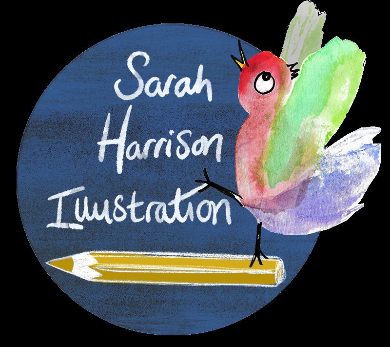 Sarah H Logo