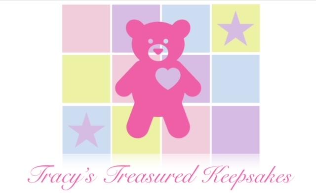 Tracy Treasured Keepsake