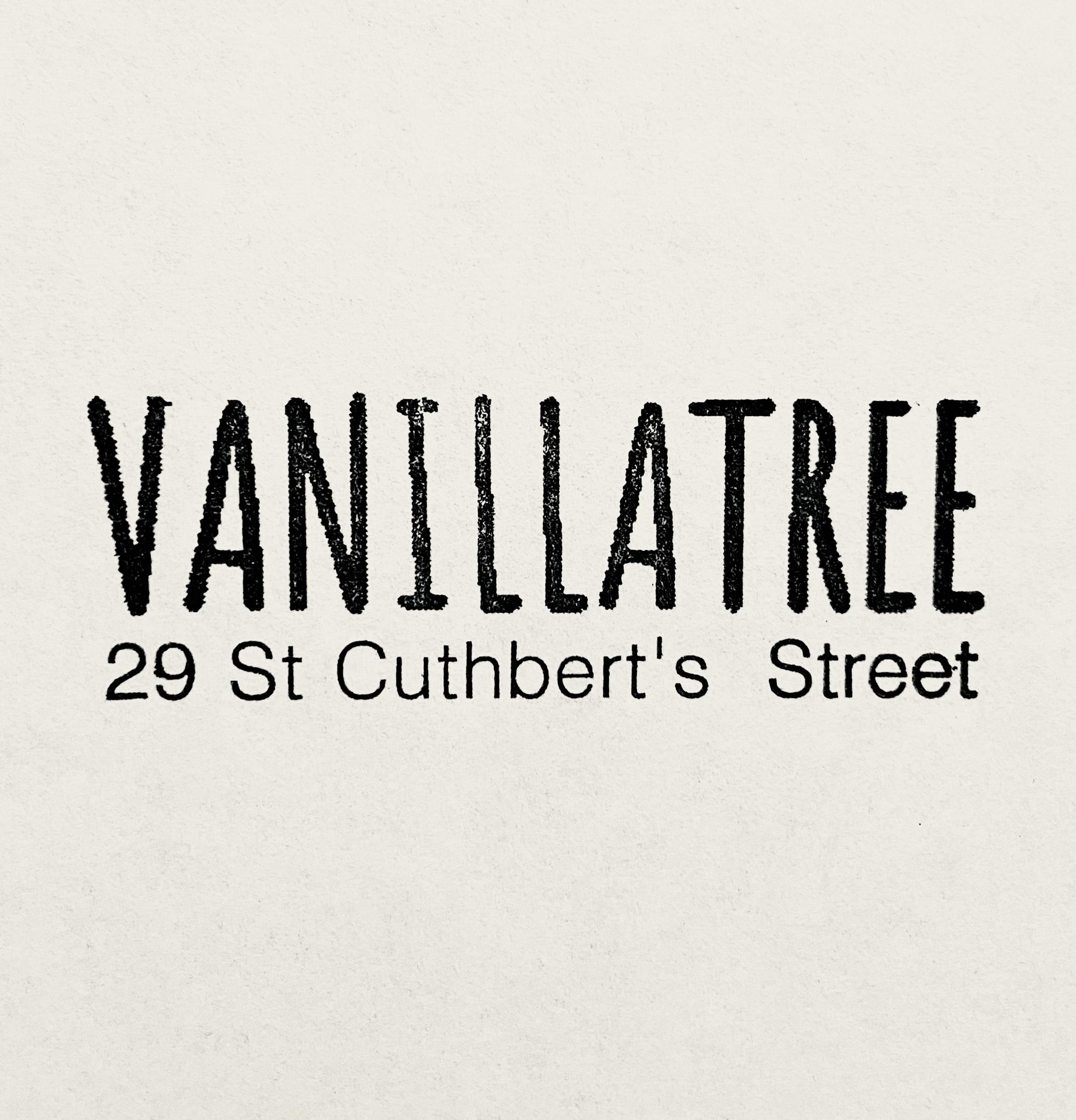 Vanilla Tree Logo